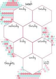 Image result for weekly planner printable