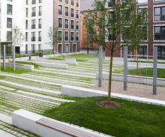 Quartier an St. Katharinen | Bruun & Möllers - 3451 Katharinenquartier MP
