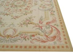aubusson rugs   aubusson rug medallion Rugs On Carpet, Carpets, Aubusson Rugs, Textiles, Needlepoint, Interior And Exterior, Area Rugs, Chair, Rose