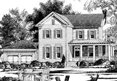 looking for the best house plans check out the elizabeths place plan from southern living