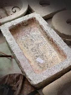 Antique Spanish Stone Trough