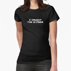 """I caught the Bomber - HxH"" by teeumour | Redbubble Paris Logo, Tall Guys, In This World, Funny Shirts, Cool Kids, V Neck T Shirt, Chiffon Tops, Shirt Designs, Classic T Shirts"