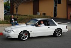 Fox Body Ford Mustang 5.0 Notch Back