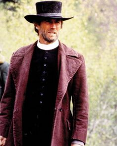 """One of my all time favourite Clint Eastwood roles: the Preacher-Turned-Vigilante in """"Pale Rider."""""""