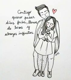 Cute Love, Love You, My Love, Mr Wonderful, Love Phrases, Love Images, Love Messages, Love Couple, Spanish Quotes