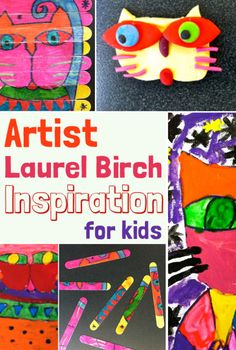 Love the Laurel Birch cat idea. Lots of ideas for Grandkiddies, but Birch kitties will work well for 4th graders.