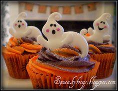 my halloween cupcakes 2011