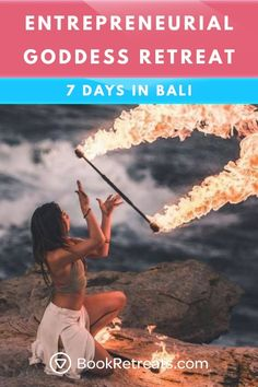 7 Day Entrepreneurial Goddess Retreat in Beautiful Bali Bali Retreat, Yoga Retreat, Bali Travel, New Travel, Bali Yoga, Holding Space, Yoga Holidays, Local Festivals, Crazy Life