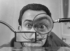 Salvador Domingo Felipe Jacinto Dalí i Domènech (May 11, 1904 – January 23, 1989) Salvador Dali!