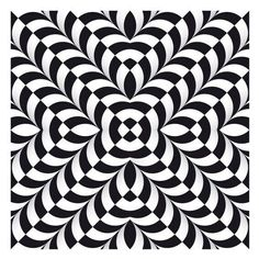 Posts about cool op art design written by grasshoppermind Illusion Kunst, Illusion Drawings, Illusion Art, Geometric Quilt, Geometric Shapes, Geometric Designs, Op Art Lessons, Cool Optical Illusions, Kunst Poster