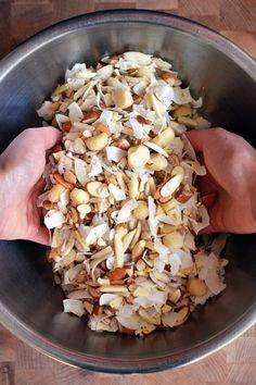 Tropical Paleo Granola | Award-Winning Paleo Recipes | Nom Nom Paleo®