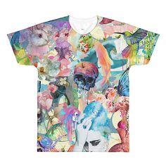 Colorful Art Shirt XVI