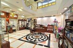Classic pharmacy /by artico in architects