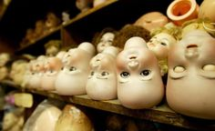 Introduction to Bisque and Porcelain Dolls