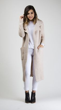 Blush coat, available at F&N now.