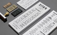 Zito's Sandwich Shoppe by Tag Collective , via Behance