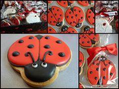 RedbudCookies: Ladybug, ladybug