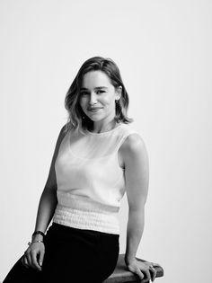 2016 - Variety Actors on Actors Portrait - 2016 varietyportrait 004 - Adoring Emilia Clarke - The Photo Gallery
