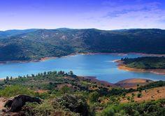 Surrounding country side Castellar de la Frontera, Spain