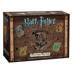 A new Harry Potter Hogwarts Game!  I want this!