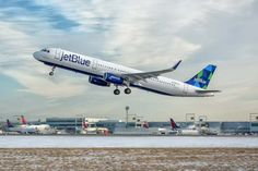 JetBlue Airways commits to further development of bio-material use.