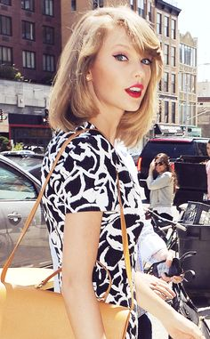 Taylor Swift out and about