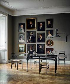 Le kaki s'impose dans votre decoration apres le Gris et le Taupe sur vos murs on ose cette couleur avant tout le monde. en partant du kaki foncé ( Green Smoke de chez Farrow&Ball) magnifique dans une chambre, une entree........ ou un kaki plus doux (...
