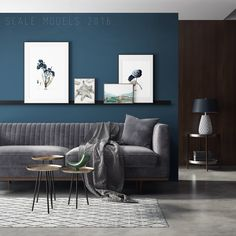 'Living Room 122 Interior' by SCALE. *Editable poly with Turbosmooth/Meshsmooth modifier. *All models,materials,lights,te Home Decor Furniture, Living Room Furniture, Living Room Decor, Bedroom Decor, Furniture Dolly, Furniture Stores, Industrial Furniture, Luxury Furniture, Sofa Layout