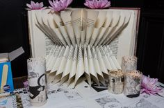 Click here for the origami book tutorials.