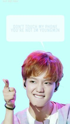 Lockscreen Lim Youngmin MXM Produce 101 Season 2