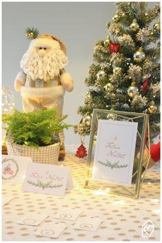 Freebie de Natal: papelaria fofa Table Decorations, Party, Instagram, Christmas, Amanda, Tags, Home Decor, Link, Blog