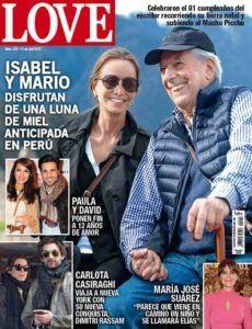 El Kiosko Rosa… 5 de abril de 2017: Revista Love