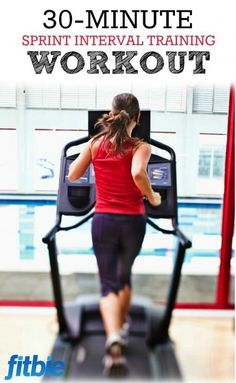 A new study reveals that sprint interval training can have an awesome effect on your mood. Try this 30-minute interval workout for a brain and body boost!