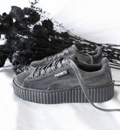separation shoes eabbe bab1e Rihanna Puma Sneakers, Puma Fenty Shoes, Rihanna Puma Creepers, Fenty  Creepers, Rihanna