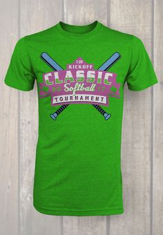 Custom Softball Design by TDZdesignz on Etsy