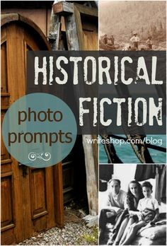 These historical fiction photo prompts will open doors of imagination as kids sail on the Mayflower, pan for gold, or create their own historical adventure.