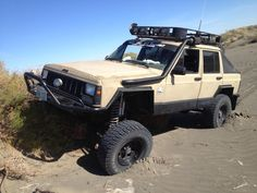 I so want a snorkel on my cherokee