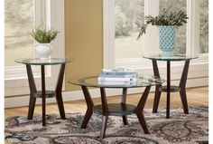 Fantell 3 In 1 Pack Tables