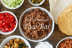 Tacos are an overwhelmingly popular weeknight dinner, not only because they taste great, but because they are fast, easy, and highly adaptable. I especially love a Taco Bar for entertaining, because everyone...