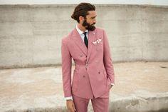 Ternyata Sejarahnya Warna Pink Adalah Warna yang Indentik Dengan Cowok