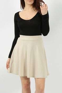 Nudes, Skater Skirt, Your Style, Skirts, Outfits, Shopping, Fashion, Moda, Skirt