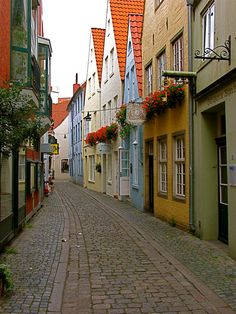 Bremen, Germany (by Cory Wendorf)