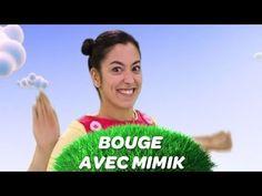 """Chanson: BOUGE AVEC MIMIK - Chanson du moustique """"J'irai piquer ailleurs"""" Brain Breaks, Physique, Films, Yoga, Dance, French, Youtube, Pique, Classroom"""