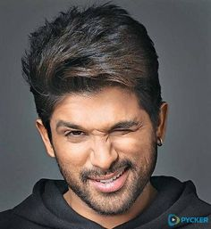 Allu Arjun often shares his family photos on social media and his personal photos with wife Sneha are too cute. Check out best of Allu Arjun images and photos right here Famous Indian Actors, Indian Celebrities, Actor Picture, Actor Photo, Bollywood Photos, Bollywood Actors, Bollywood Celebrities, Cute Actors, Handsome Actors