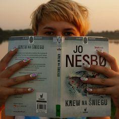 Eksplozja kolorów nails książka book nesbo