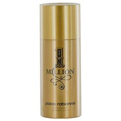 Paco Rabanne 1 Million By Paco Rabanne Deodorant Natural Spray 5.1 Oz Available on Shopify! Shop here 👉 http://luxurychill.com/products/paco-rabanne-1-million-by-paco-rabanne-deodorant-natural-spray-5-1-oz?utm_campaign=crowdfire&utm_content=crowdfire&utm_medium=social&utm_source=pinterest