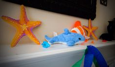 Finding Nemo - Elizabeth's 1st Birthday Party - Decorations