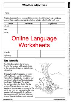 Education worksheets for Grade R - 12 - E-Classroom Social Science, Science And Technology, Geography Activities, Thunder And Lightning, School Worksheets, Life Skills, Language, Classroom, Names