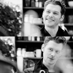 I love me some Klaus Mikaelson The Originals Camille, The Originals Tv Show, Klaus The Originals, Vampire Diaries The Originals, Joseph Morgan, Klaus Tvd, Klaus And Hope, Werewolf Hunter, Vampire Love