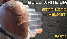 Helmet Build: Part 1 - then be sure to check out Part 2 located at the bottom of the page. Epic build.